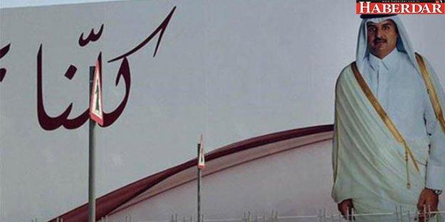 Katar Emiri Türkiye için imzayı attı