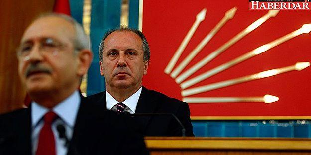 Kemal Kılıçdaroğlu ile Muharrem İnce yarışır