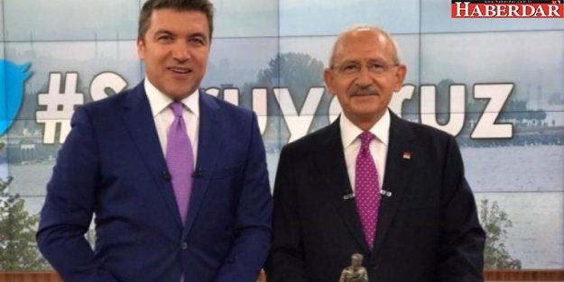 Kemal Kılıçdaroğlu, İsmail Küçükkaya'nın konuğu olacak