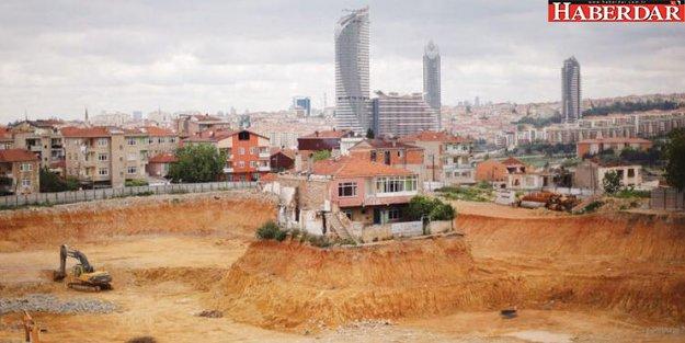 Kentsel dönüşümde sürpriz değişiklik