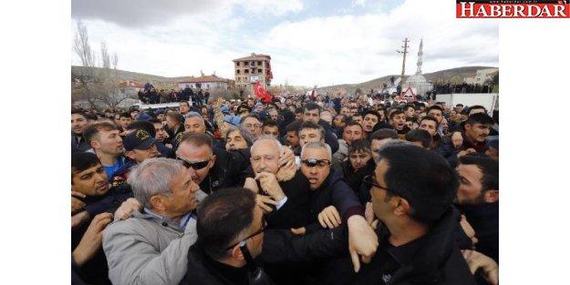 Kılıçdaroğlu: Bana yapılan saldırı Türkiye'nin birliği ve bütünlüğüne yapılmıştır