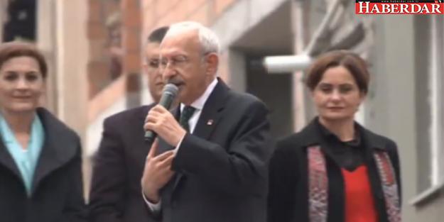 Kılıçdaroğlu Esenyurt'ta: Panik içindeler
