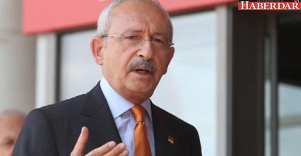 Kılıçdaroğlu: Hükümet ne istiyorsa vermeye hazırız
