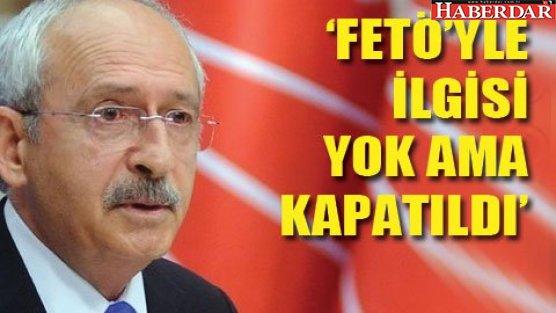 Kılıçdaroğlu: O radyonun sahibi CHP'li