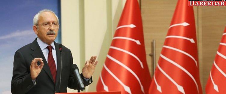 Kılıçdaroğlu: Türkiye toplama kampı mı?