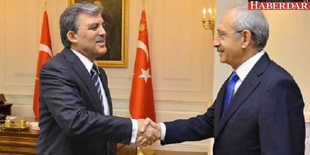 Kılıçdaroğlu'ndan Abdullah Gül kararı