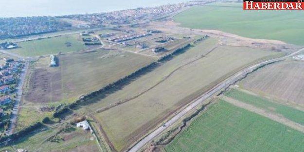 KİPTAŞ, 18 Ağustos 2017'de üniversite arazisini satın aldı