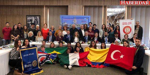 Kıtalararası Şiir Yarışması'na Nazım Hikmet damgası