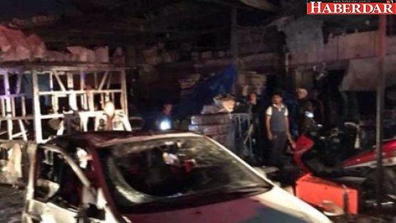 Komşuda bombalı saldırı: En az 23 ölü