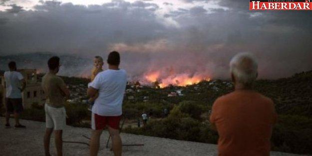 Komşuda yangın felaketi: 50 ölü