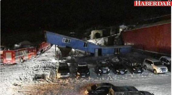 Kömür madeninde asansör kazası: 17 ölü
