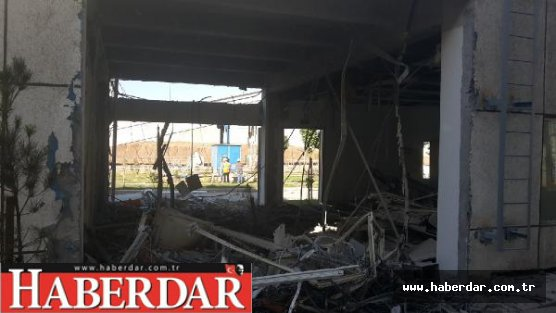Kömür Santraline Saldıran PKK, 40 Köyü Karanlıkta Bıraktı