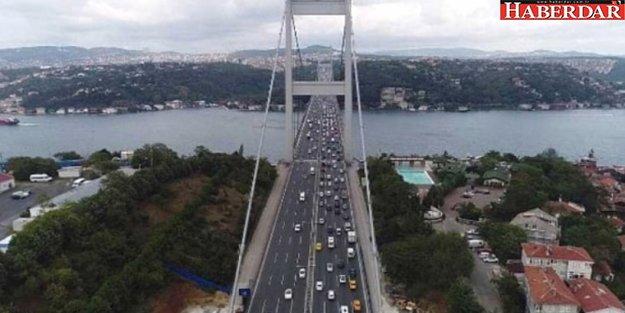 Köprü Cezalarını Affeden Teklif, Meclis'te Kabul Edildi