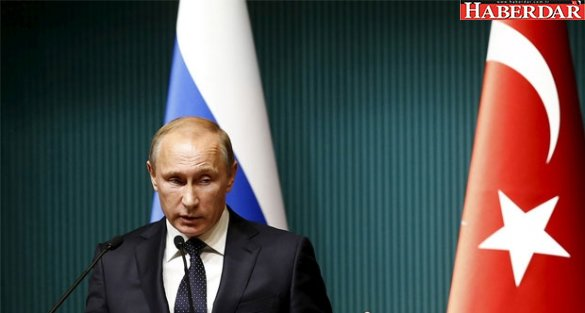 Kremlin: Putin o emri imzaladı