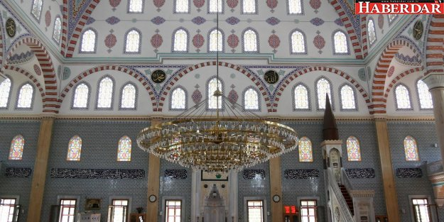 Kuba Camii, İstanbul'un en özel camilerinden biri