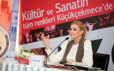 KÜÇÜKÇEKMECE, CNN TÜRK'ÜN YÜZLERİNİ AĞIRLADI