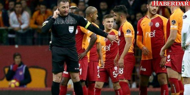 Kulüpler Birliği'nden Galatasaray'a şok!