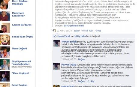 KUMBURGAZ SAHİLİ DE RANT KAPISI OLMASIN!