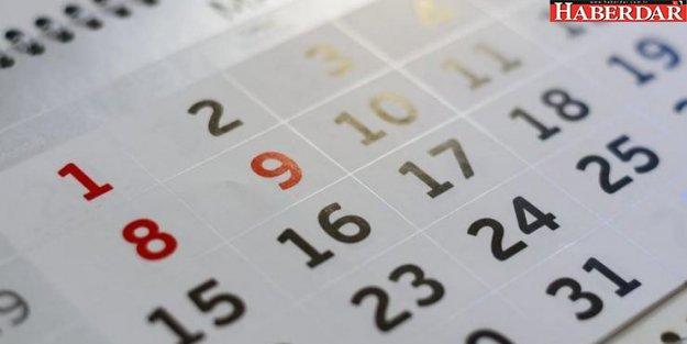 Kurban Bayramı tatili 9 güne çıkacak mı?