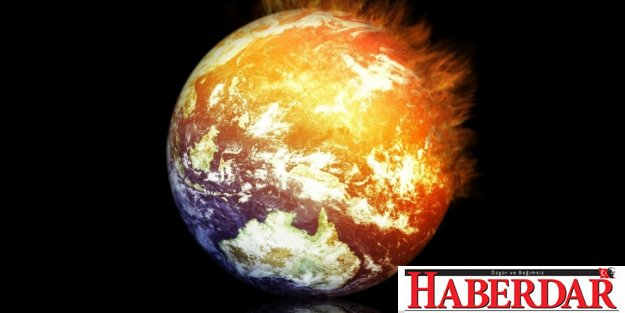 Küresel ısınmaya...