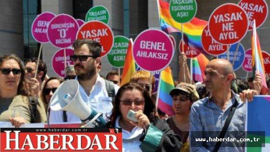 LGBTİ'lerden suç duyurusu