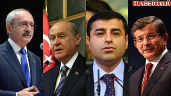 Liderlerin hangisi doğru söylüyor?
