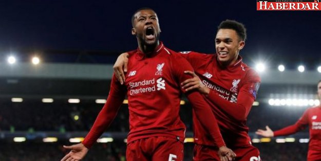 Liverpool Barcelona'yı ezdi geçti