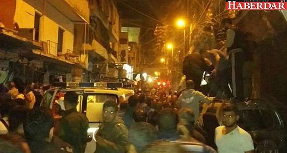 Lübnan'da intihar saldırısı