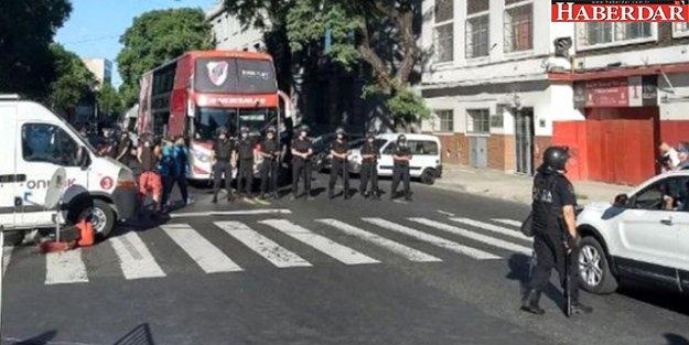 Maç Öncesi Şehirde Bomba Alarmı Verildi
