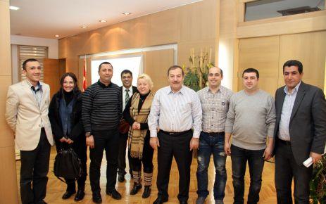Mağdurlar Kadıoğlu'nu ziyaret etti