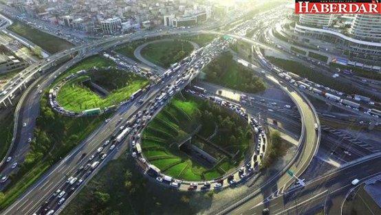 Mahmutbey'de trafiği rahatlatacak açıklama
