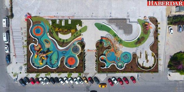 Makyol Yaşam Parkı ve otoparkı açılıyor