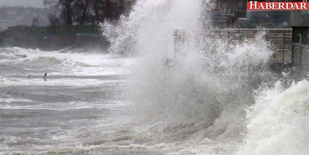 Marmara Bölgesi için kar ve fırtına uyarısı! Hava durumu nasıl olacak?