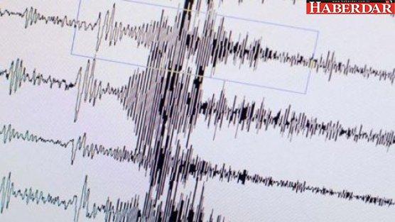 Marmara'da deprem
