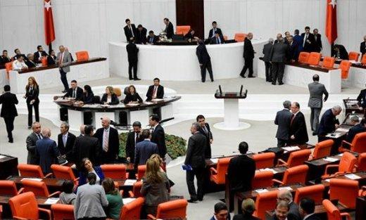 Meclis tezkere kararını verdi