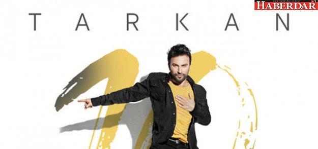 Megastar Tarkan'dan 10 numara albüm