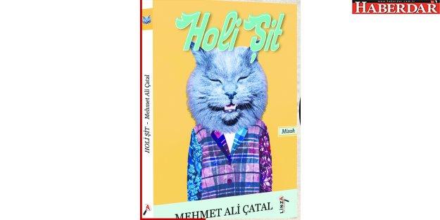 Mehmet Ali Çatal ikinci kitabını yayınladı.