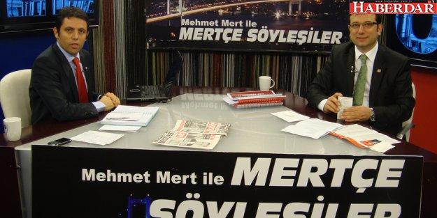 Mehmet Mert: 7 NİSAN 2014 TARİHİNDE: İMAMOĞLU CHP'NİN İSTANBUL ADAYI OLUR' demişti...