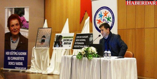 Menteşoğlu: Terör ve savaşlar en çok çocukları etkiliyor!