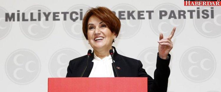 Meral Akşener: Her türlü sorumluluğu almaya hazırız