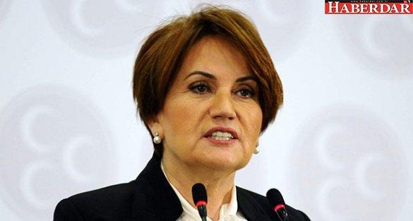 Meral Akşener: Türkiye bu ayıbı sürdüremez