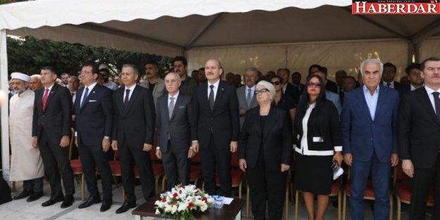 Merhum Başbakan Adnan Menderes kabri başında anıldı