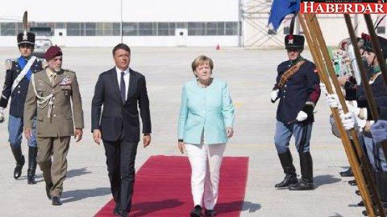 Merkel: Türkiye olmadan kazanamayız