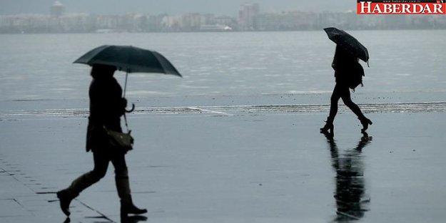 Meteoroloji açıkladı: Kuvvetli yağış ve rüzgar etkili olacak