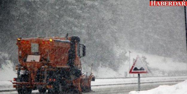 Meteoroloji'den 50 cm kar uyarısı!