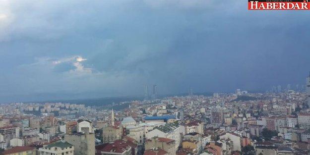 Meteoroloji'den İstanbul'a uyarı üstüne uyarı!