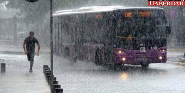 Meteoroloji'den İstanbul flaş uyarı!