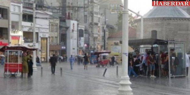Meteoroloji'den İstanbul için uyarı! Saat verdi