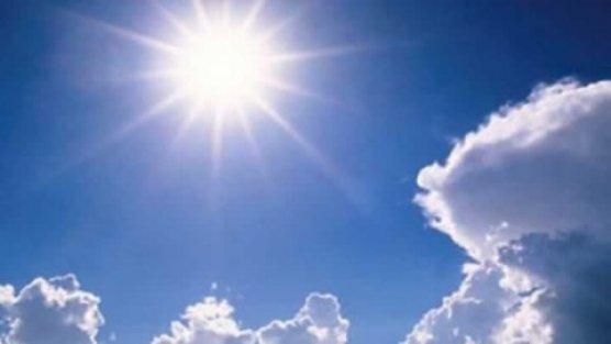 Meteoroloji'den müjde sıcaklık artıyor