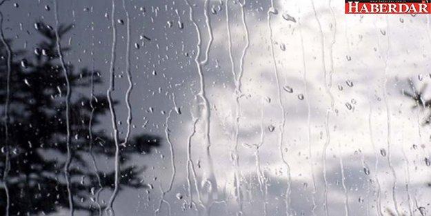 Meteoroloji'den sağanak yağış uyası